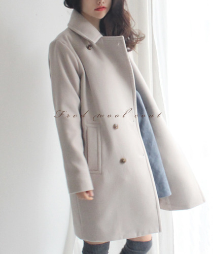 Fred wool coat....2c